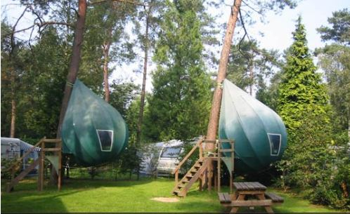 Tear Drop Tree Tents & Tear Drop Tree Tents - Treehouse by DesignTreehouse by Design - So ...