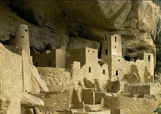 Mesa Verde Cliff Houses