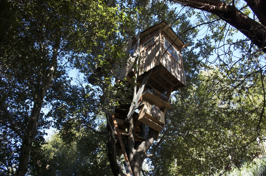 Trout Gulch Treehouse