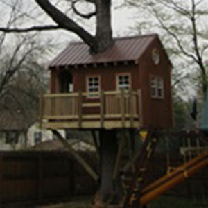 Treehouse plan -finished product