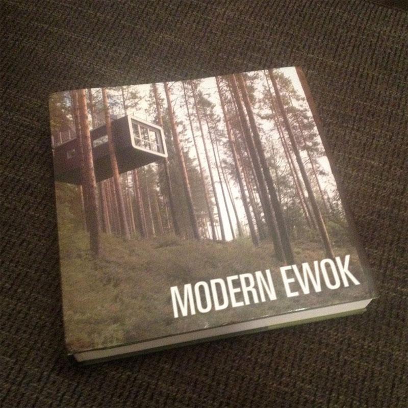 modern ewok book