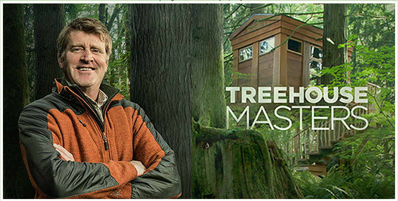 Pete Nelson: Treehouse Masters