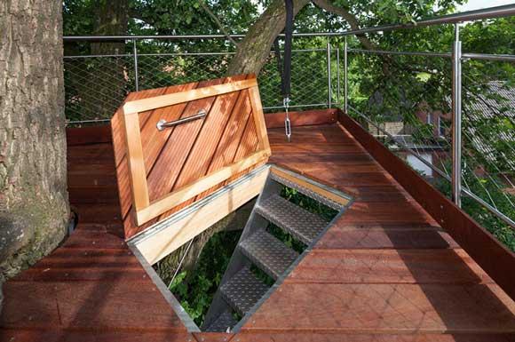 tree-trap-door